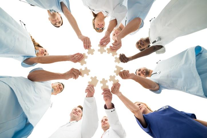 Success In Medicine Is a Team Endeavor